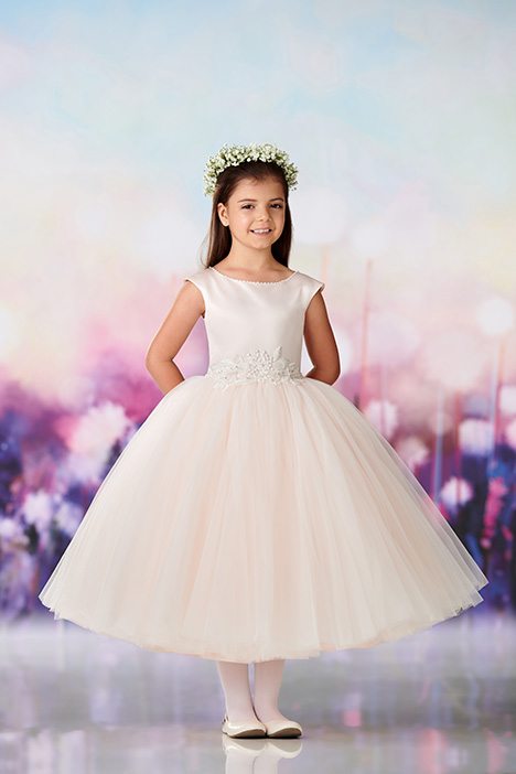 119383 Flower Girl                                      dress by Joan Calabrese
