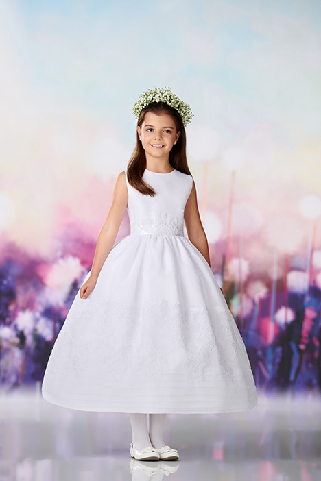 119384 Flower Girl                                      dress by Joan Calabrese