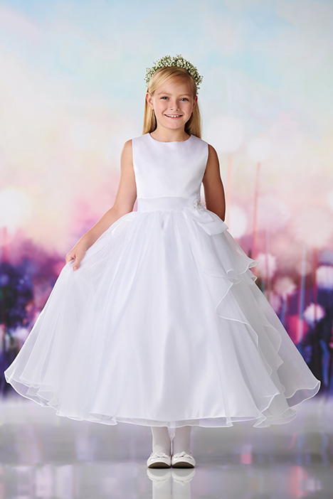 119385 Flower Girl                                      dress by Joan Calabrese