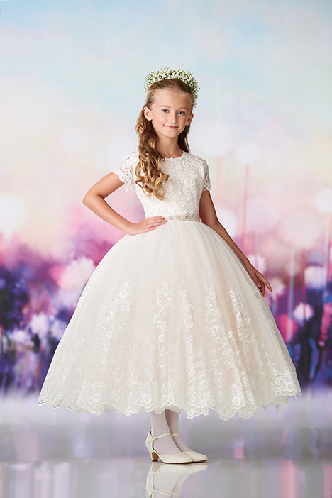 119386 Flower Girl                                      dress by Joan Calabrese