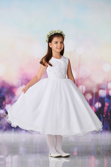 119387 Flower Girl                                      dress by Joan Calabrese
