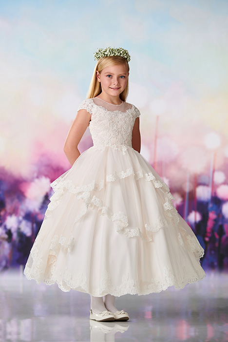119388 Flower Girl                                      dress by Joan Calabrese