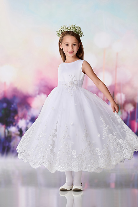 119389 Flower Girl                                      dress by Joan Calabrese