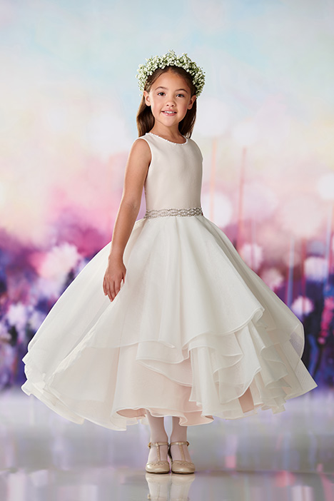 119391 Flower Girl                                      dress by Joan Calabrese