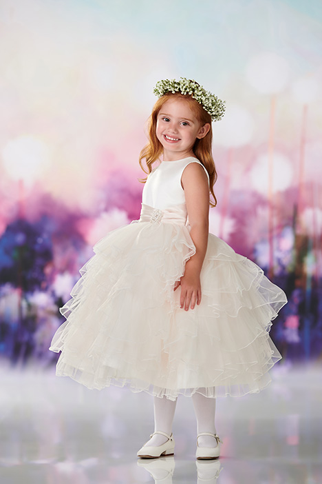 119392 Flower Girl                                      dress by Joan Calabrese