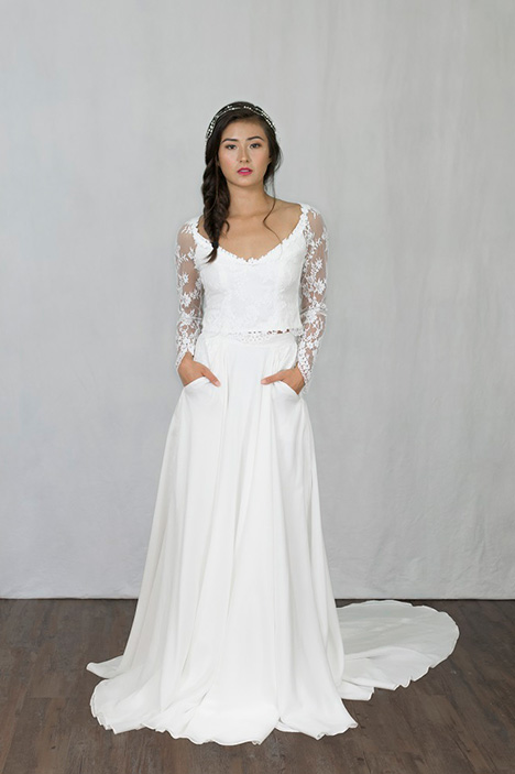 Dakota & Kai Wedding                                          dress by Pure Magnolia