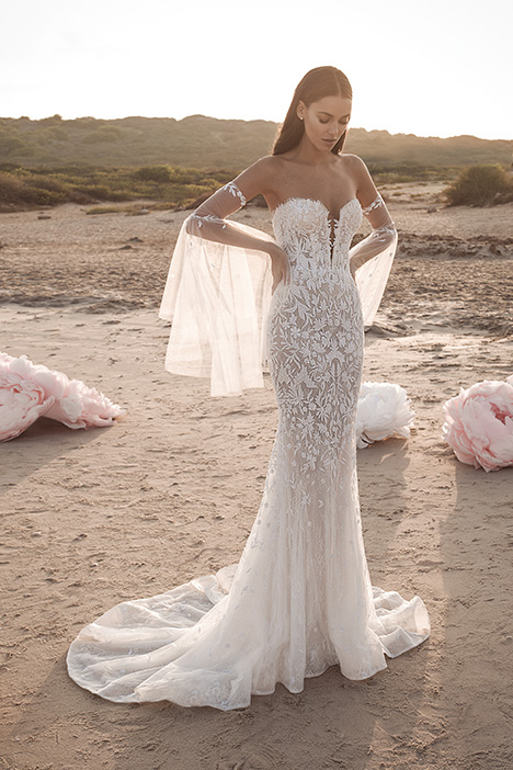 Alexis Wedding dress by Lee Petra Grebenau