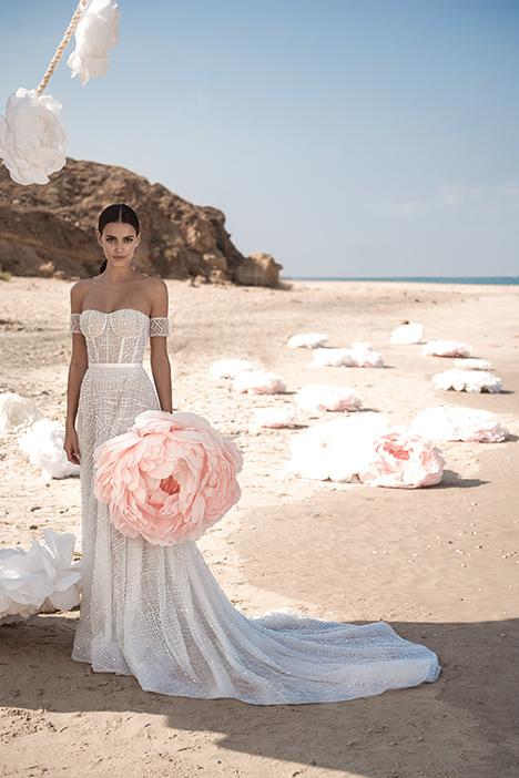 Chelsea Wedding dress by Lee Petra Grebenau