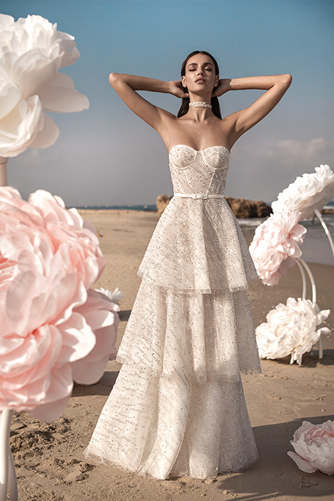 Lili Rose Wedding                                          dress by Lee Petra Grebenau