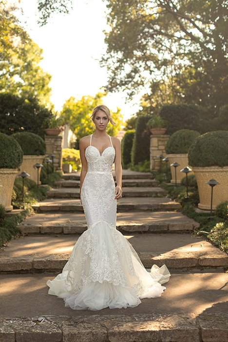 Glamorous Wedding                                          dress by Naama Anat