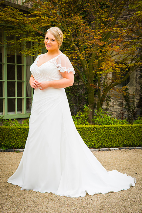 BBP18702 Wedding                                          dress by Bridalane: Beautiful Brides Plus