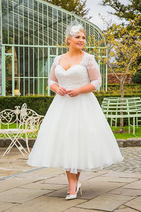 BBP18717 Wedding                                          dress by Bridalane: Beautiful Brides Plus