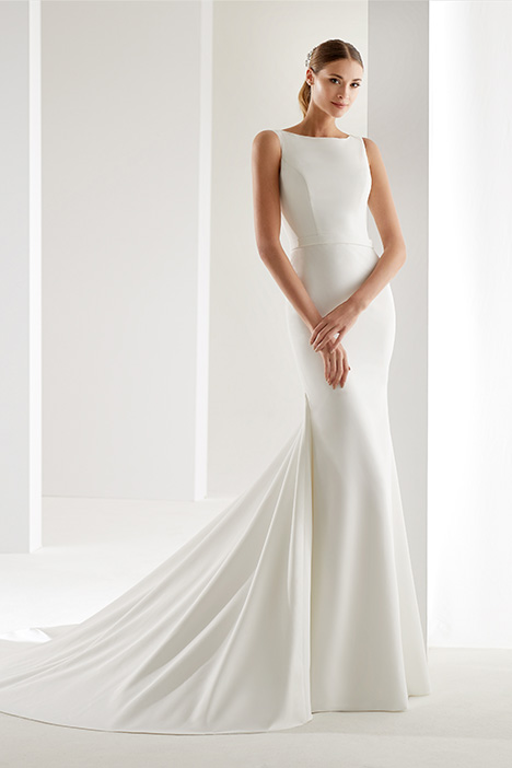 AUAB19900 Wedding                                          dress by Aurora