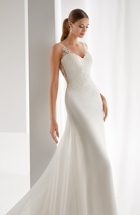 AUAB19908 Wedding                                          dress by Aurora