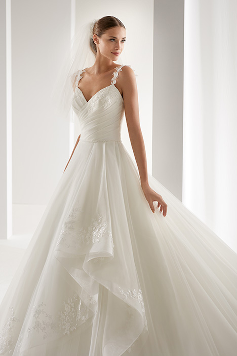 AUAB19923 Wedding                                          dress by Aurora