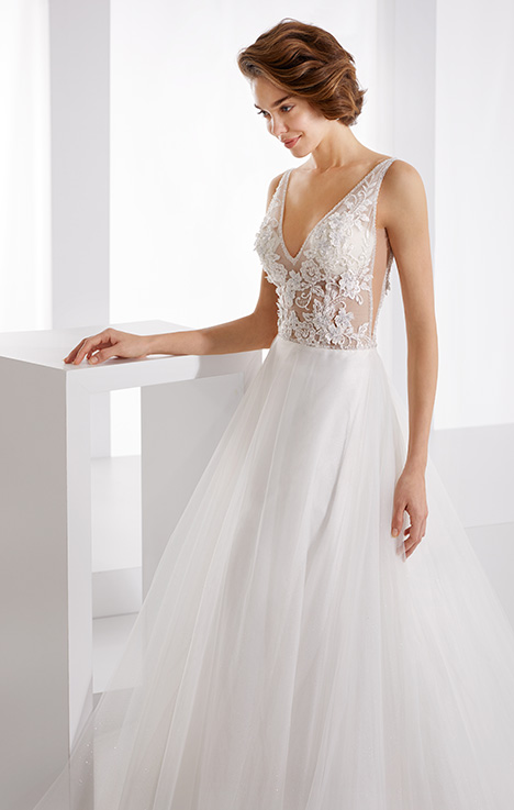 JOAB19408 Wedding                                          dress by Jolies