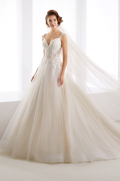 JOAB19416 Wedding                                          dress by Jolies
