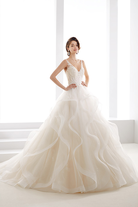JOAB19423 Wedding                                          dress by Jolies