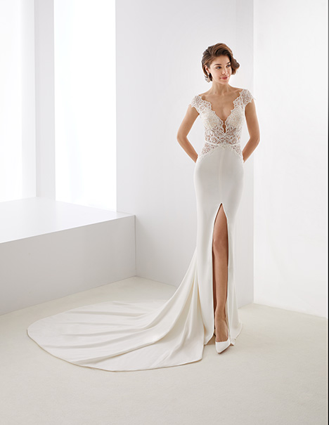 JOAB19441 Wedding                                          dress by Jolies