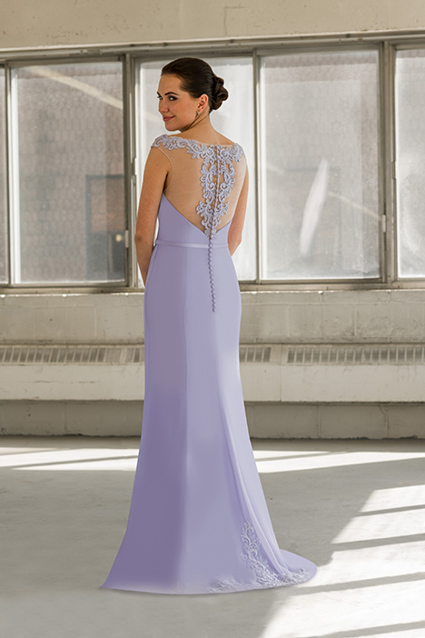 8816 (back) Bridesmaids                                      dress by Bridalane: Tutto Bene