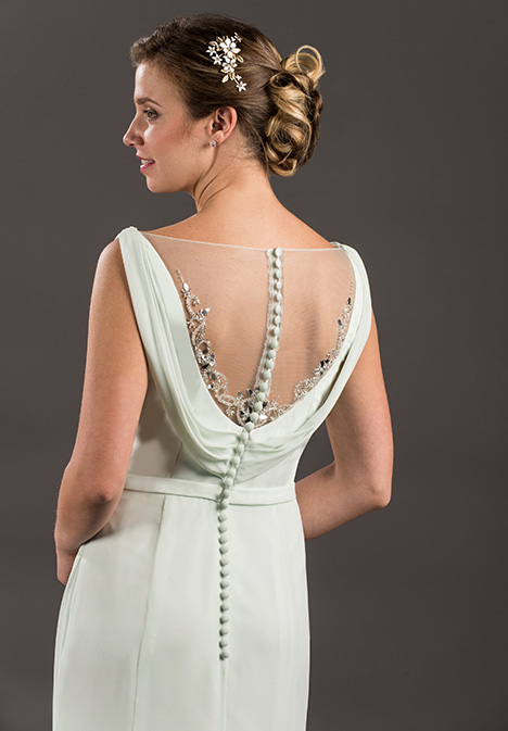 66600 (back) Mother of the Bride                              dress by Bridalane: Mothers & Evening