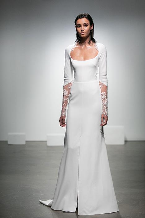 Pietra Wedding                                          dress by Rime Arodaky Bridal