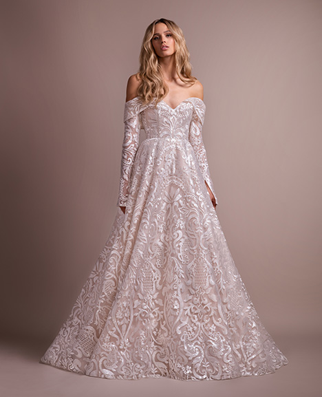 Marsden (6900) (2) Wedding dress by Hayley Paige