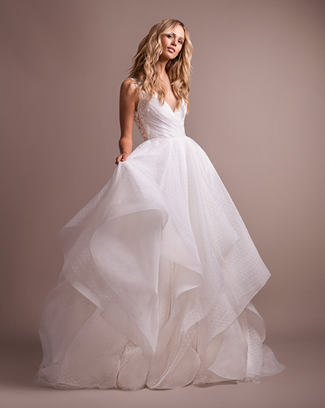 Dylan Wedding                                          dress by Hayley Paige