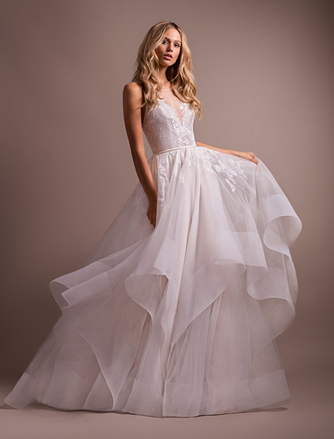 Lilith (6906) Wedding                                          dress by Hayley Paige
