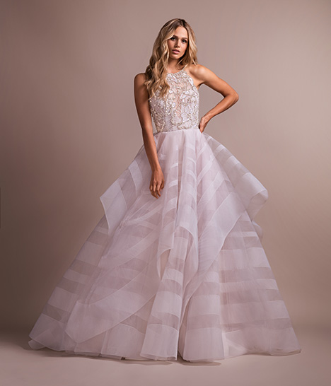 Tulua (6908) Wedding                                          dress by Hayley Paige