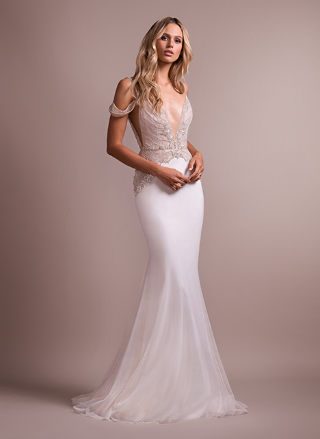 Elton (6910) Wedding                                          dress by Hayley Paige