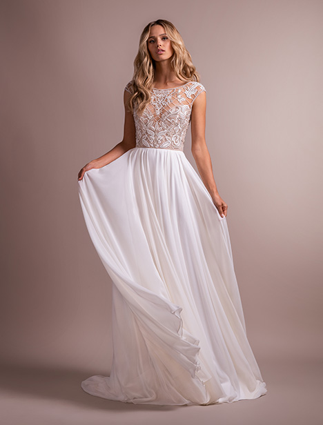 Hemmingway Wedding                                          dress by Hayley Paige