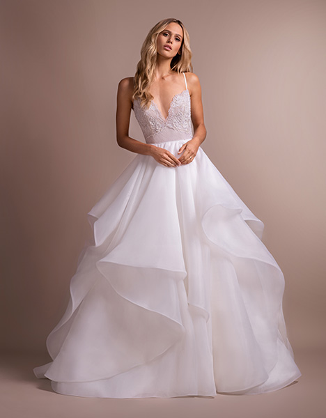 Diaz (6913) Wedding                                          dress by Hayley Paige
