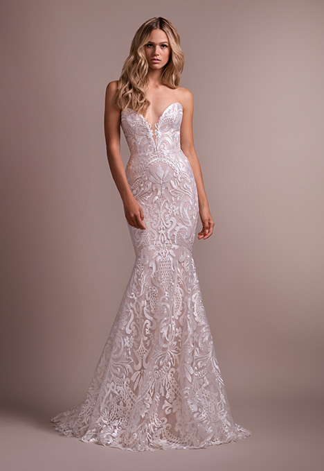 Elke (6914) Wedding                                          dress by Hayley Paige