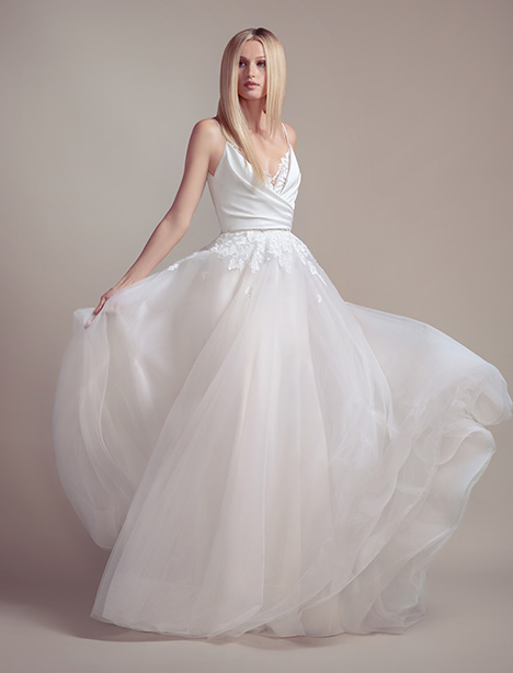 Fawn (1901) Wedding                                          dress by Blush by Hayley Paige