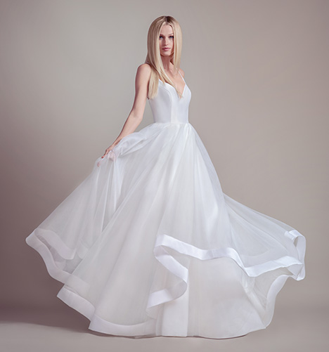 Drai (1911) gown from the 2019 Blush by Hayley Paige collection, as seen on dressfinder.ca