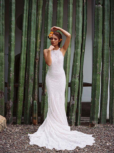 F147 Julie Wedding                                          dress by Wilderly Bride