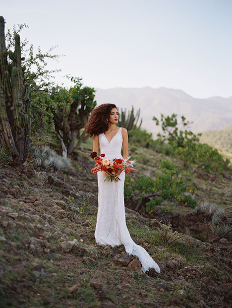 F149 Shea Wedding                                          dress by Wilderly Bride
