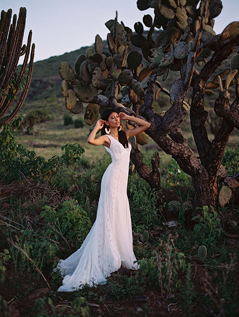 F151 Jolene Wedding                                          dress by Wilderly Bride