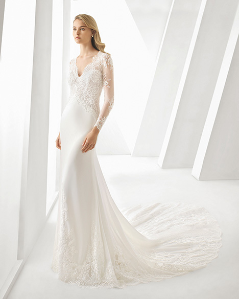 DABY (3A100) Wedding                                          dress by Rosa Clara