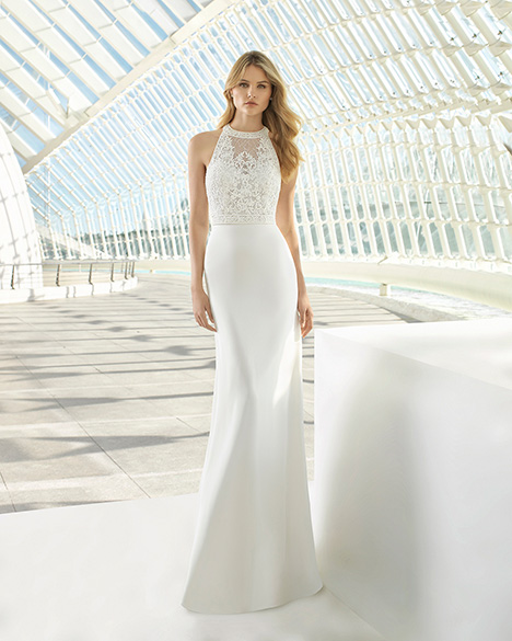 DALAI (3A105) gown from the 2019 Rosa Clara collection, as seen on dressfinder.ca