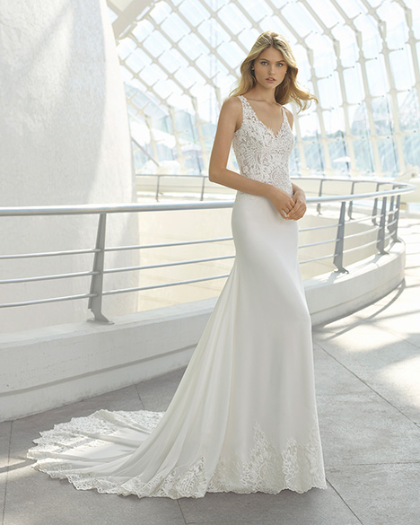 DAMALIS (3A108) Wedding                                          dress by Rosa Clara