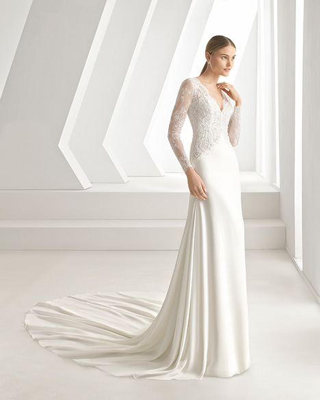 DAMAS (3A109) Wedding                                          dress by Rosa Clara