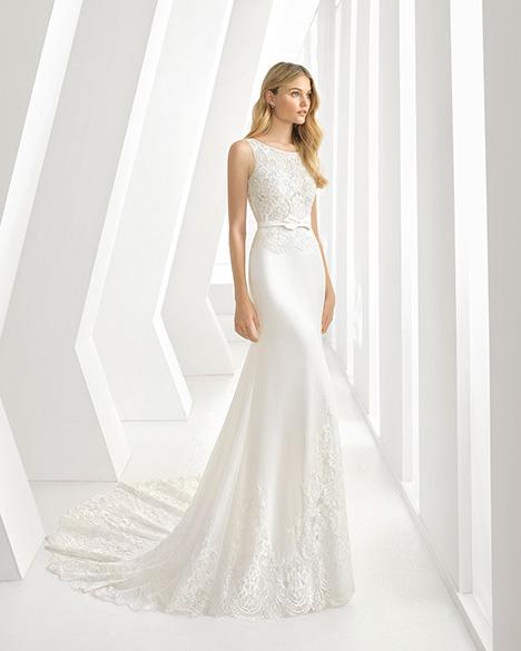 DAMASO (3A110) Wedding                                          dress by Rosa Clara