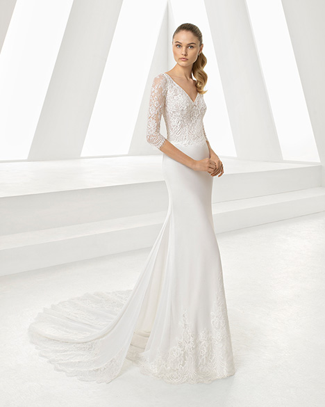 DAMIAN (3A112) Wedding                                          dress by Rosa Clara
