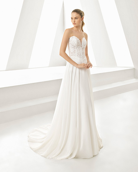 DAPHNE (3A119) Wedding                                          dress by Rosa Clara