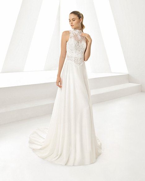 DAPHNE (3A119) (2) Wedding                                          dress by Rosa Clara