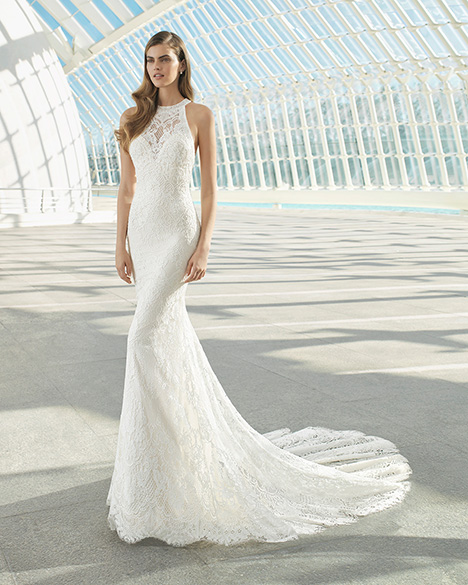 DAVE (3A131) Wedding                                          dress by Rosa Clara