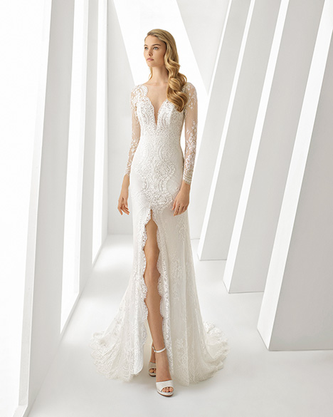DAVY (3A135) Wedding                                          dress by Rosa Clara