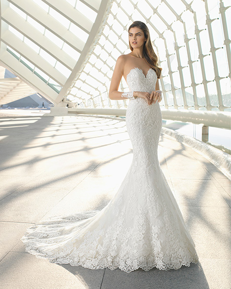 DAYLA (3A138) Wedding                                          dress by Rosa Clara